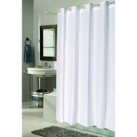 Splish Splash Easy On No Hooks Needed Extra Long 72 Inch X 84