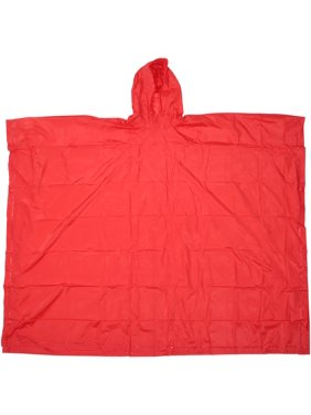 95d2f245def5 Product Image Ozark Trail® Lightweight Red Rain Poncho Bag