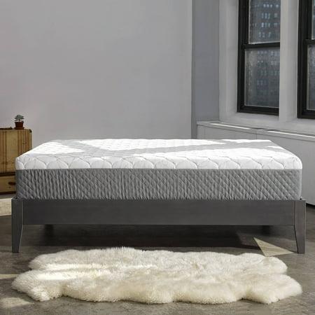 Sleep Innovations Taylor 12 Gel Swirl Memory Foam Mattress Multiple Sizes