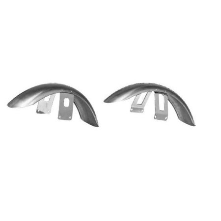 HardDrive 30-136 Narrow Front Fender for Narrow Glide Front End