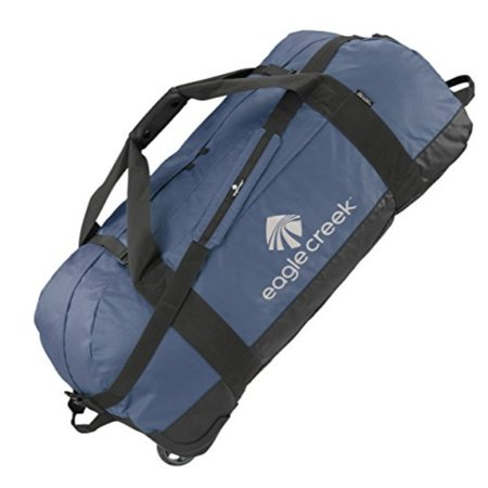 Eagle Creek Travel Gear Luggage No Matter What Flashpoint Rolling Duffel XL, Slate (Eagle Creek Switchback 22 Best Price)