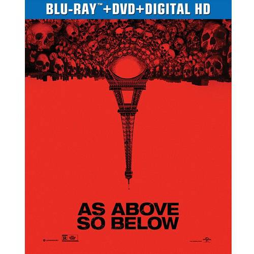 As Above, So Below (Blu-ray   DVD   Digital HD) (With INSTAWATCH)