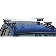 """Apex RB-1001-49 Universal Side Rail Mounted Aluminum Roof Cross Bars, up to 50"""""""
