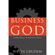 Business for the Glory of God - eBook