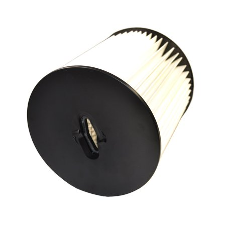 """HQRP 7"""" Filter for Vroom FC25, FC35C, FC55, FC65, FC65C H-P Central Vacuum Systems, 8106-01 Replacement + HQRP Coaster - image 2 de 4"""