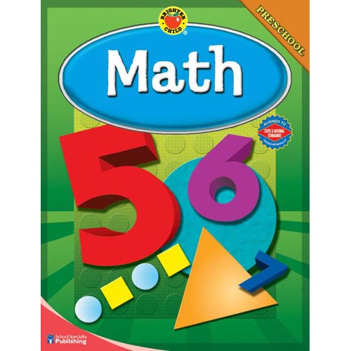 Brighter Child Math, Preschool