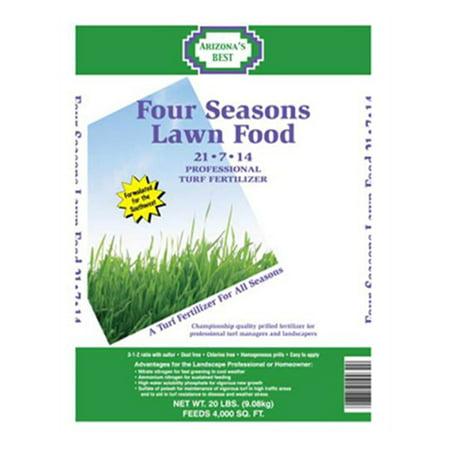 20Lb Lwn Fertilizer