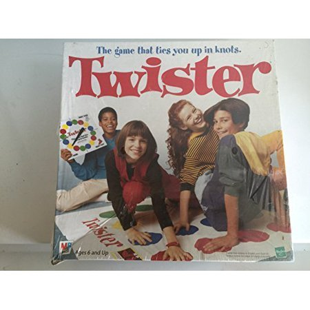 / Milton Bradley 1998 Twister Family Board Game by, By Hasbro Ship from US