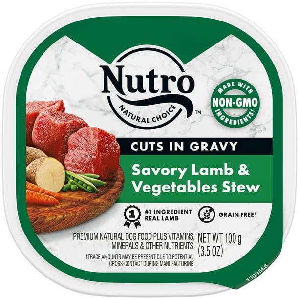 NUTRO Grain Free Wet Dog Food