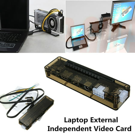 Mini PCI-E Independent Video Card Dock EXP GDC Beast Laptop External ()