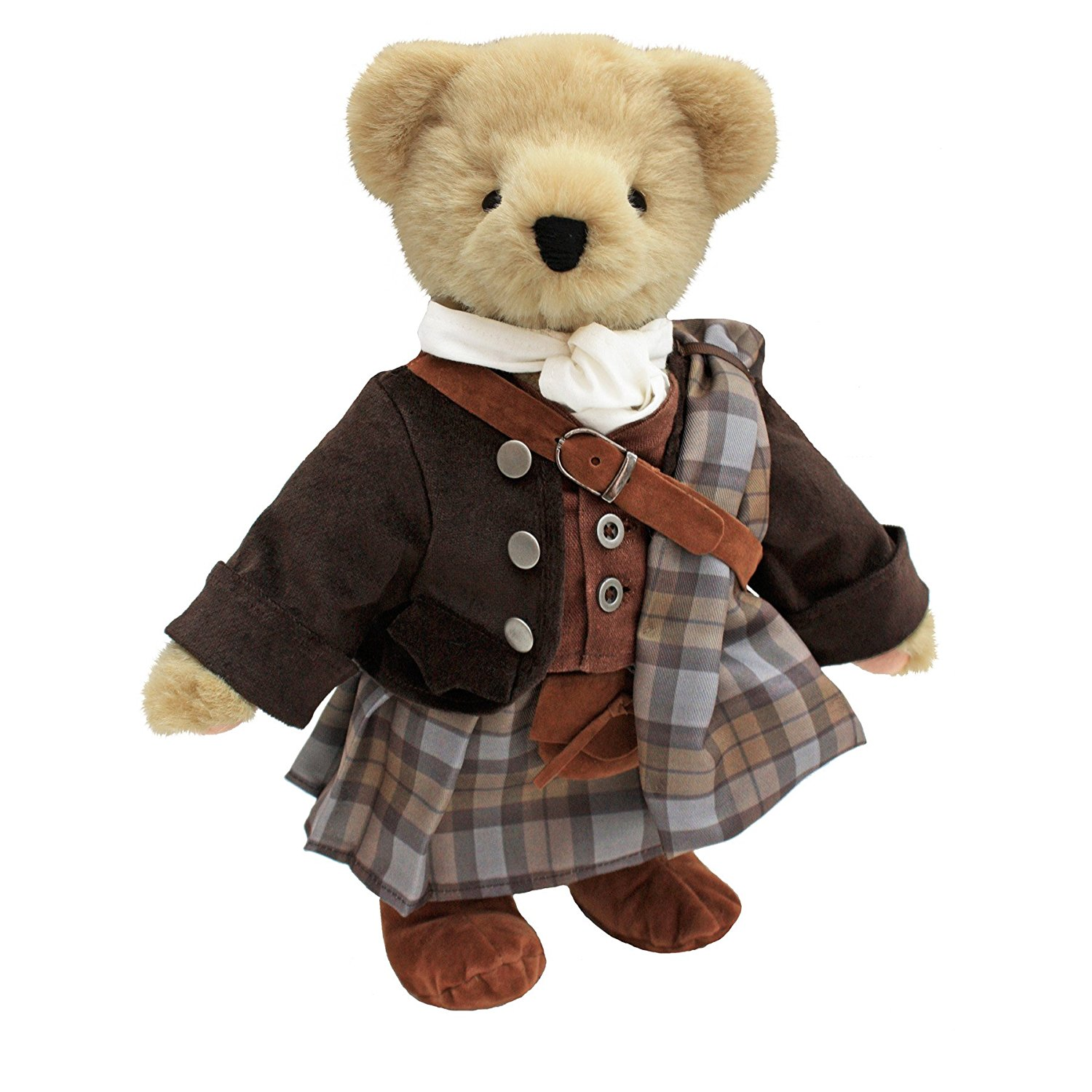 North American Bear Jamie Fraser Outlander Teddy Bear Collection by