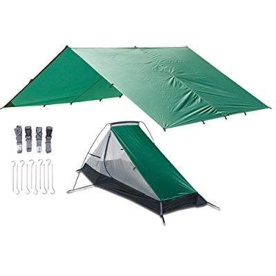 Aqua Quest west coast camping system - bivy with 10 x 13 ...