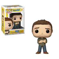 Funko POP! TV - New Girl - Nick