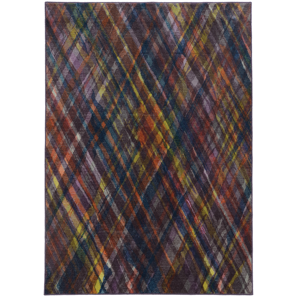 Pantone Universe Prismatic Area Rugs - 85103 Contemporary...