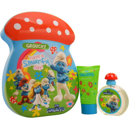 First American Brands The Smurfs Grouchy Gift Set, 2 pc