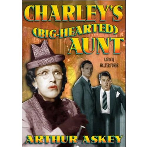Charlie's (Big-Hearted) Aunt by MVD DISTRIBUTION