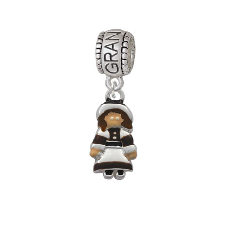 Pilgrim Girl - Grandmother Charm Bead