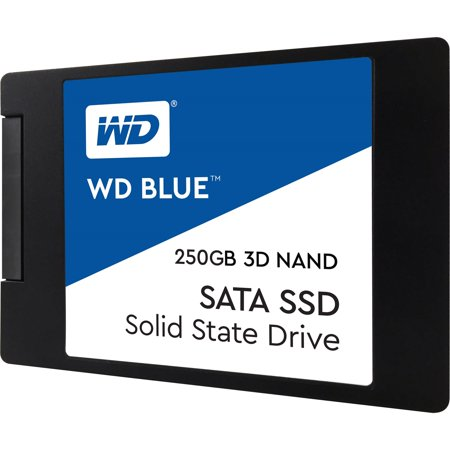 WD Blue 3D NAND 250GB SATA 2.5