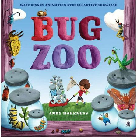 Bug Zoo   Walt Disney Animation Studios Artist Showcase Book