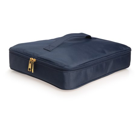 99dffb28fb33 Chris Scanlon Big Makeup Bag With Compartments Large Cosmetic Bag For Women  Travel Organizer Case