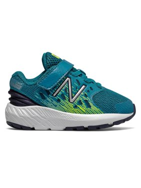 New Balance Kid's FuelCore Urge Infant Boys Shoes Blue with Green