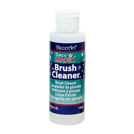 DECO ART DS310 DECO ART MAGIC BRUSH CLEANER 4OZ