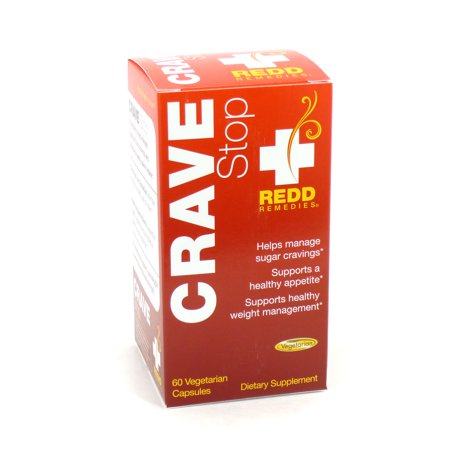 Crave Stop By Redd Remedies   60 Capsules