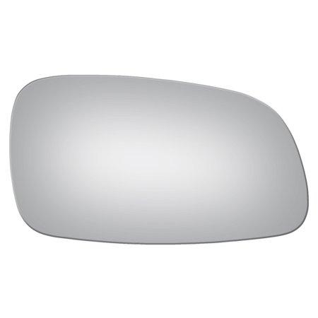Burco 3176 Passenger Side Replacement Mirror Glass for 92-96 Mitsubishi Diamante 2002 Mitsubishi Diamante Parts