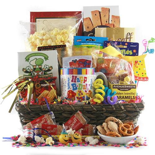Best Birthday Gift Basket Birthday Gift Basket