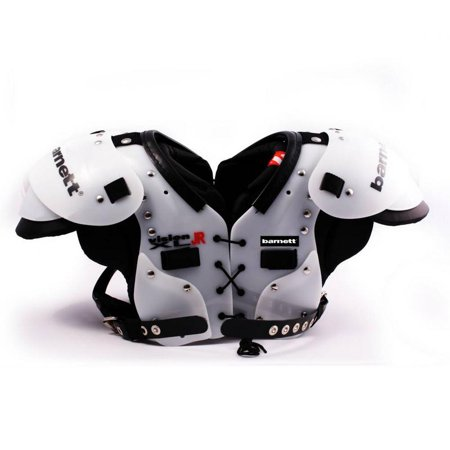 Barnett Vision Jr football shoulder pad, size