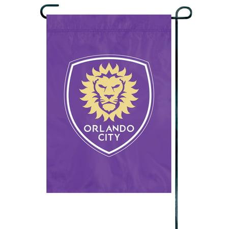 Orlando City SC Premium Garden Flag - No Size ()