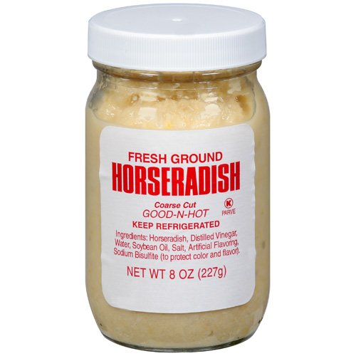 Silver Spring Fresh Ground Horseradish, 8 oz