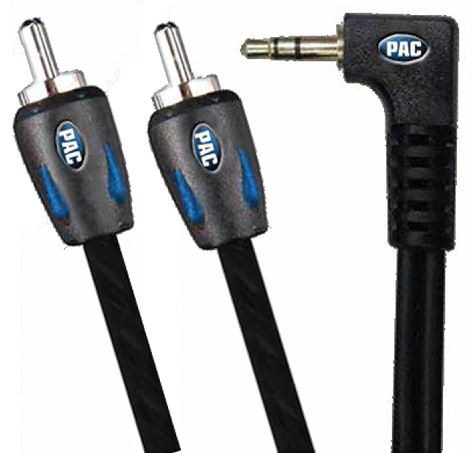 Pacific Accessory Rca/mini Phone Audio Cable - Rca/mini Phone For Audio Device - 6 Ft - Mini-phone Audio - Rca Audio (pir35)