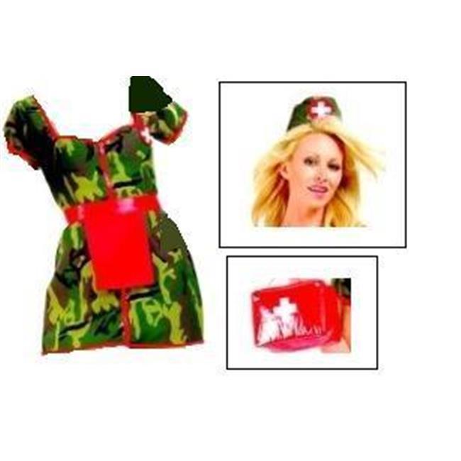 Army Flash Costume - Size Adult - image 1 de 1