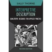 Interpretive Description - eBook
