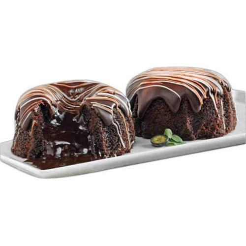 Lobster Gram LAVA2 Chocolate Lava Cakes