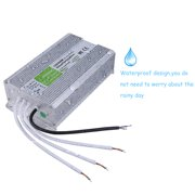 200W Waterproof Transformers AC-DC 12V Transformers Power Supply Adapter LED Light Driver