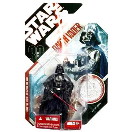 Star Wars 30Th Anniversary 2007 Wave 3 Darth Vader Action Figure  Obi Wan Duel
