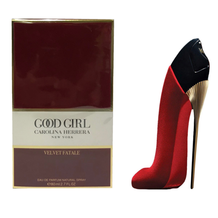 Carolina Herrera Good Girl Velvet Fatale Limited Edition 2018, 2.7-oz