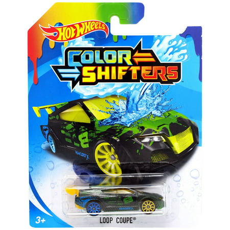 Hot Wheels Color Shifters Loop Coupe Die-Cast Car