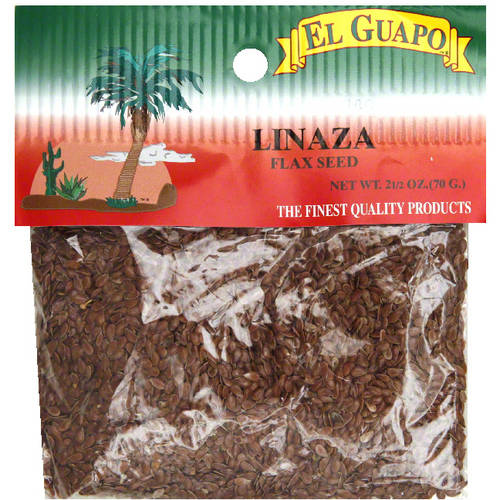 El Guapo Flax Seed, 2.5 oz, (Pack of 12)
