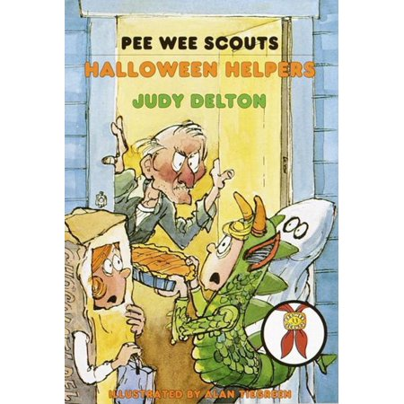 Pee Wee Scouts: Halloween Helpers - eBook](Halloween Games Girl Scouts)