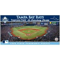 MLB 1000-Piece Panoramic Puzzle