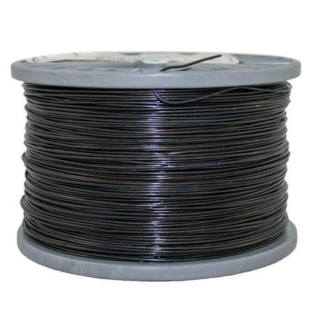 5 lb 830ft Spool 18 Gauge Annealed Mechanics Hanging Wire for Automotive Shop Repair Garage Crafts Home