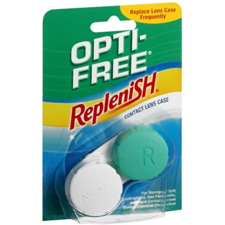 OPTI-FREE RepleniSH Contact Lens Case 1 Each