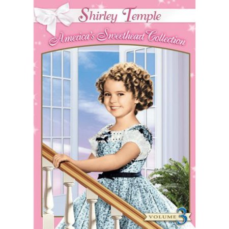 Shirley Temple: America's Sweetheart Collection, Vol. 3 (Dimples / The Little Colonel / The Littlest (Sweetheart Sweet)