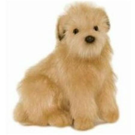 Hansa Terrier Puppy Plush Toy ()