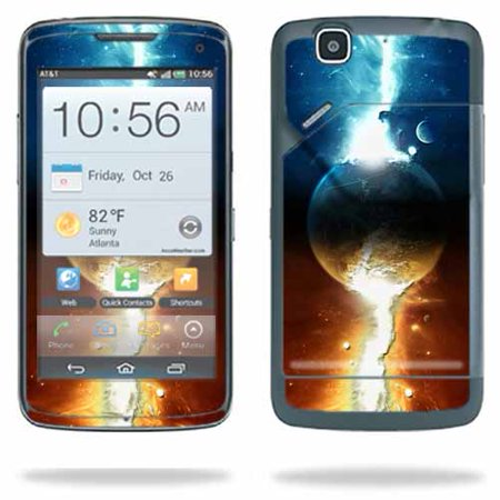 Skin Decal Wrap For Pantech Flex P8010 Cell Phone At Sticker Sci Fi