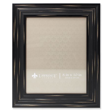 8x10 Weathered Black Richmond Picture Frame