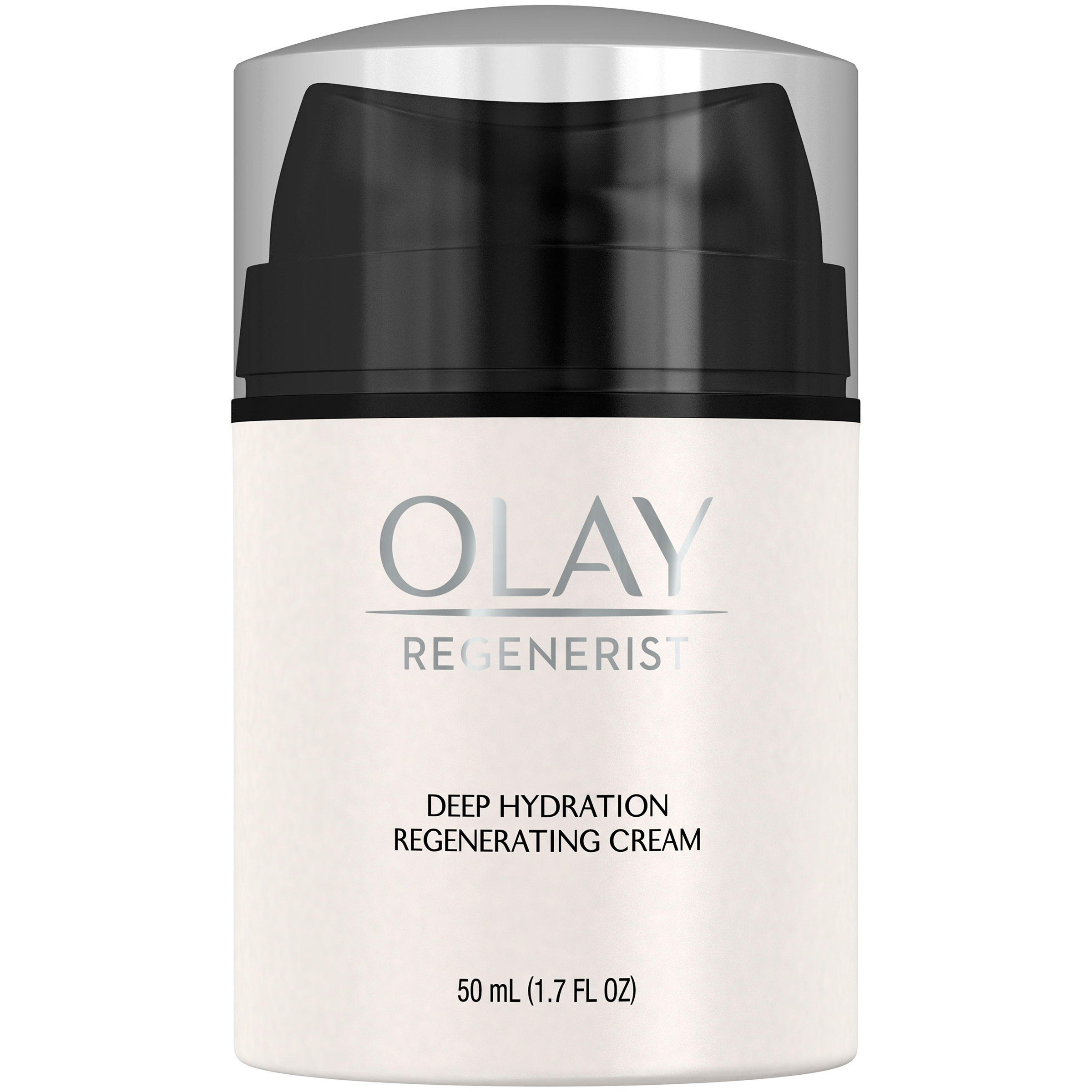 Olay Regenerist Deep Hydration Regenerating Cream Face Moisturizer, 1.7 fl oz